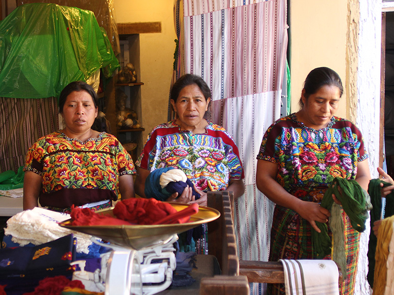 Guatemalan Maya Textile