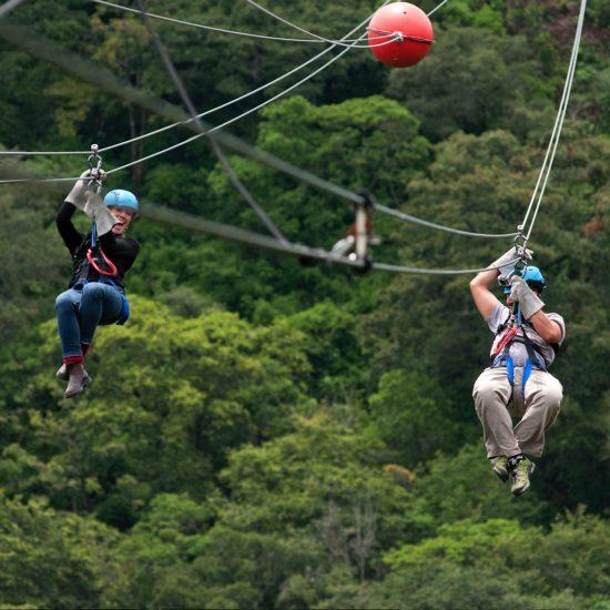 Canopy Circo del Aire